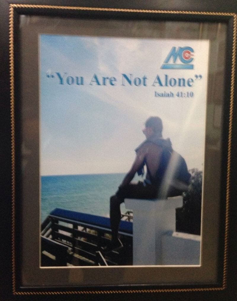 you are not alone pic