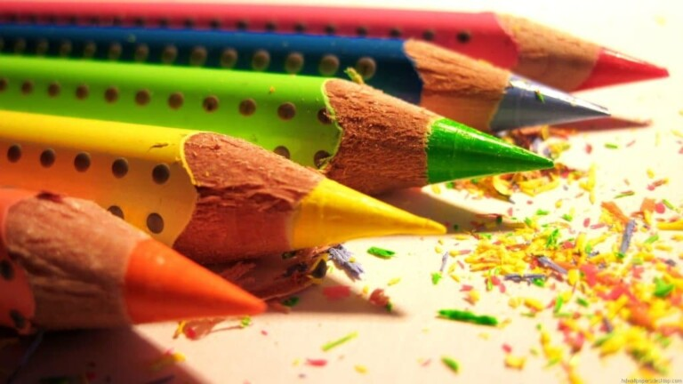 pencil doing something you like to do